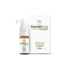 CannabiGold Terpenes 1500mg 12ml