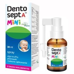 Dentosept A Mini Spray 30ml