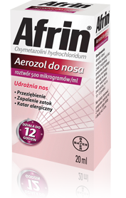 Afrin Aerozol 20ml