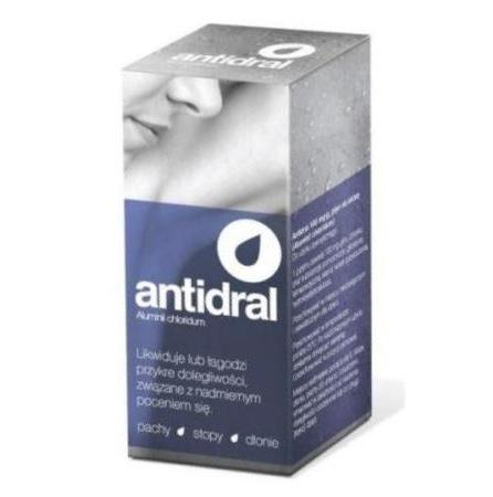 Antidral 50 ml - płyn