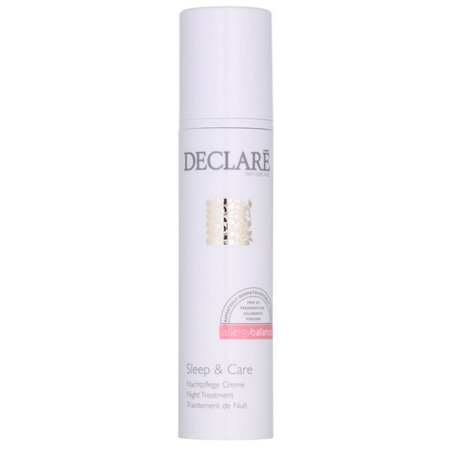 Declare allergybalance Sleep& Care Night Treatment Krem regenerujący na noc 50ml