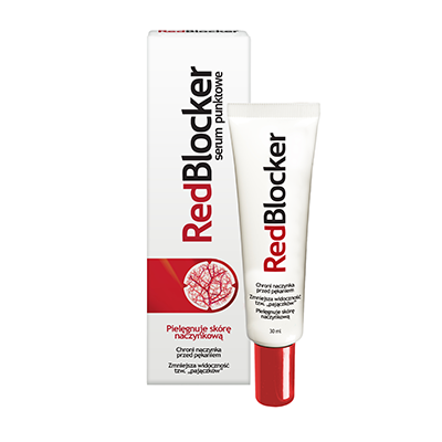 RedBlocker Serum punktowe-30 ml