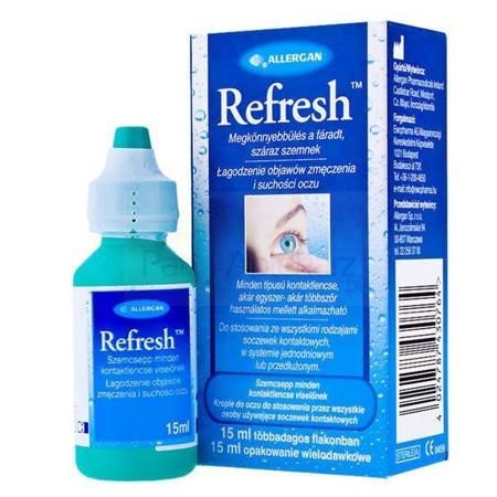 Refresh krople - 15 ml