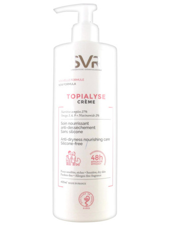 SVR TOPIALYSE krem CREME 400ml
