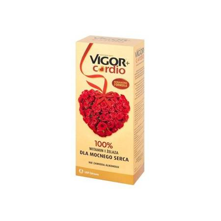 Vigor Cardio - płyn 1000 ml